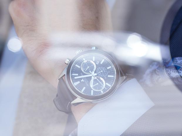 Eco Power Solar Armbanduhr | Jacques Lemans®