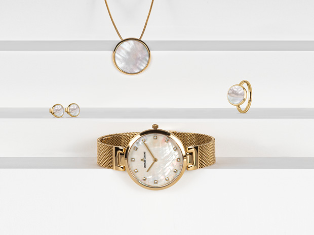 Armbanduhr Ring Kette Ohrringe | Jacques Lemans®